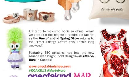 Contest | Win a Pair of Tickets to the One of a Kind Spring Show & Sale 2013