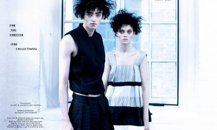Editorial   'The Collections' OPEN LAB Magazine #8 by Aline & Jacqueline Tappia