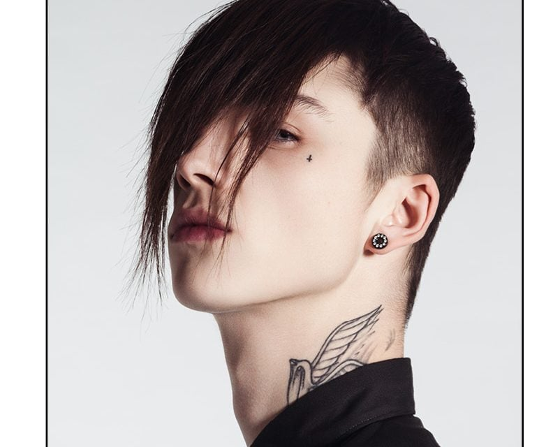 Cover | OPEN LAB Magazine #8 ft. Ash Stymest & Kelsey Gerry