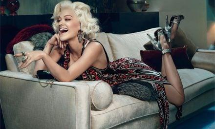 Ad Campaign | Roberto Cavalli Fall 2014 ft. Rita Ora by Francesco Carrozzini