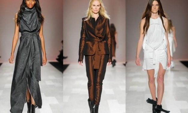 Fashion | Top 5 Collections During #WMCFW S/S 14