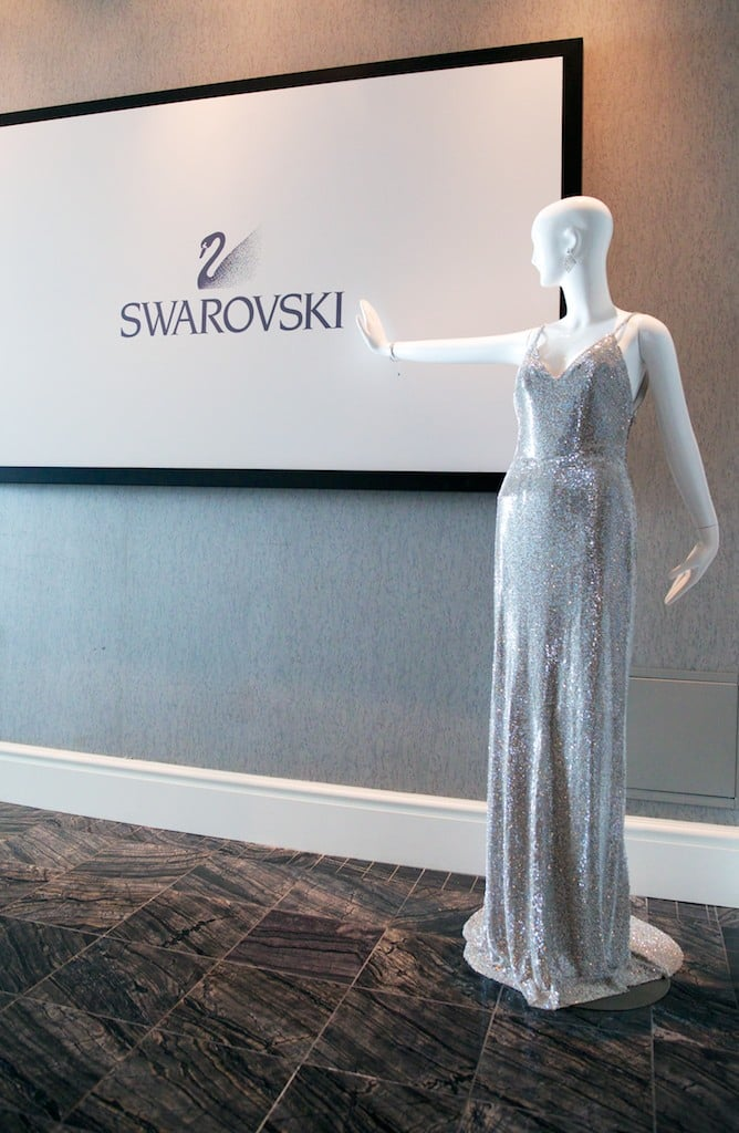 Swarovski Entrance