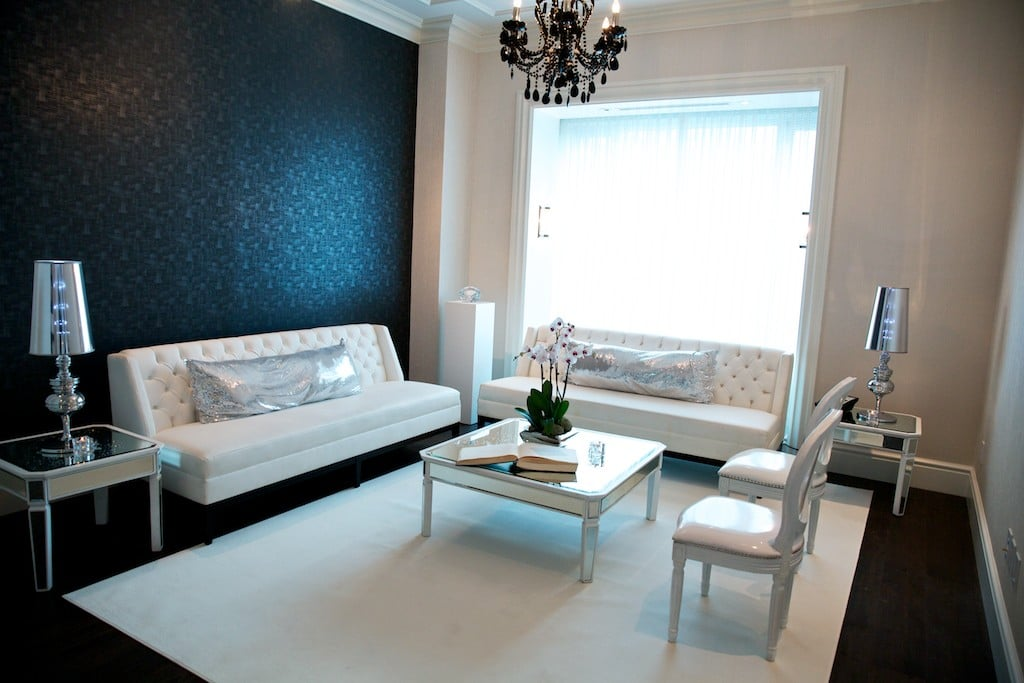 Swarovski Fashion Suite Lounge