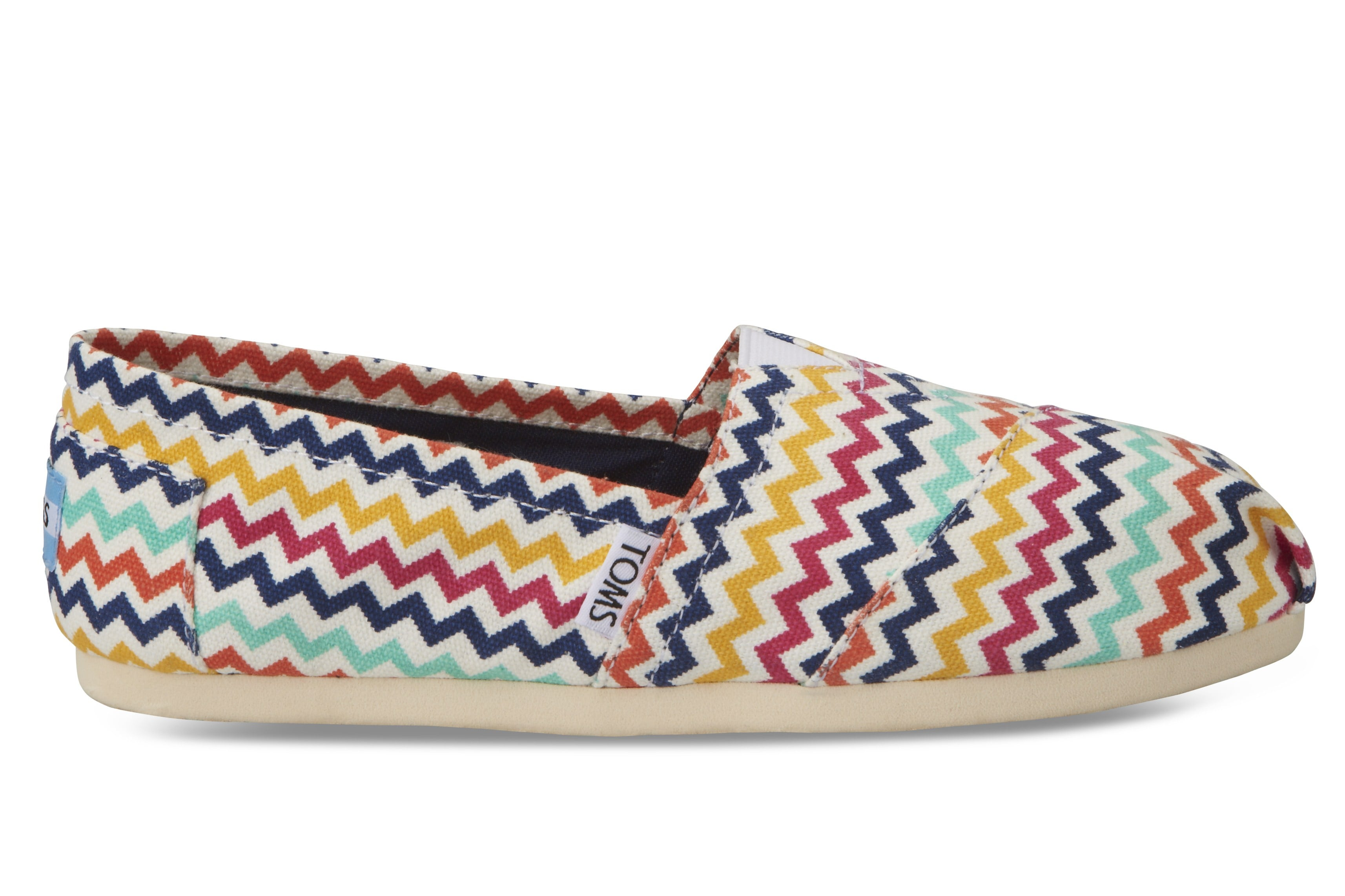 TOMS and Jonathan Adler Bright Print Classics - Profile