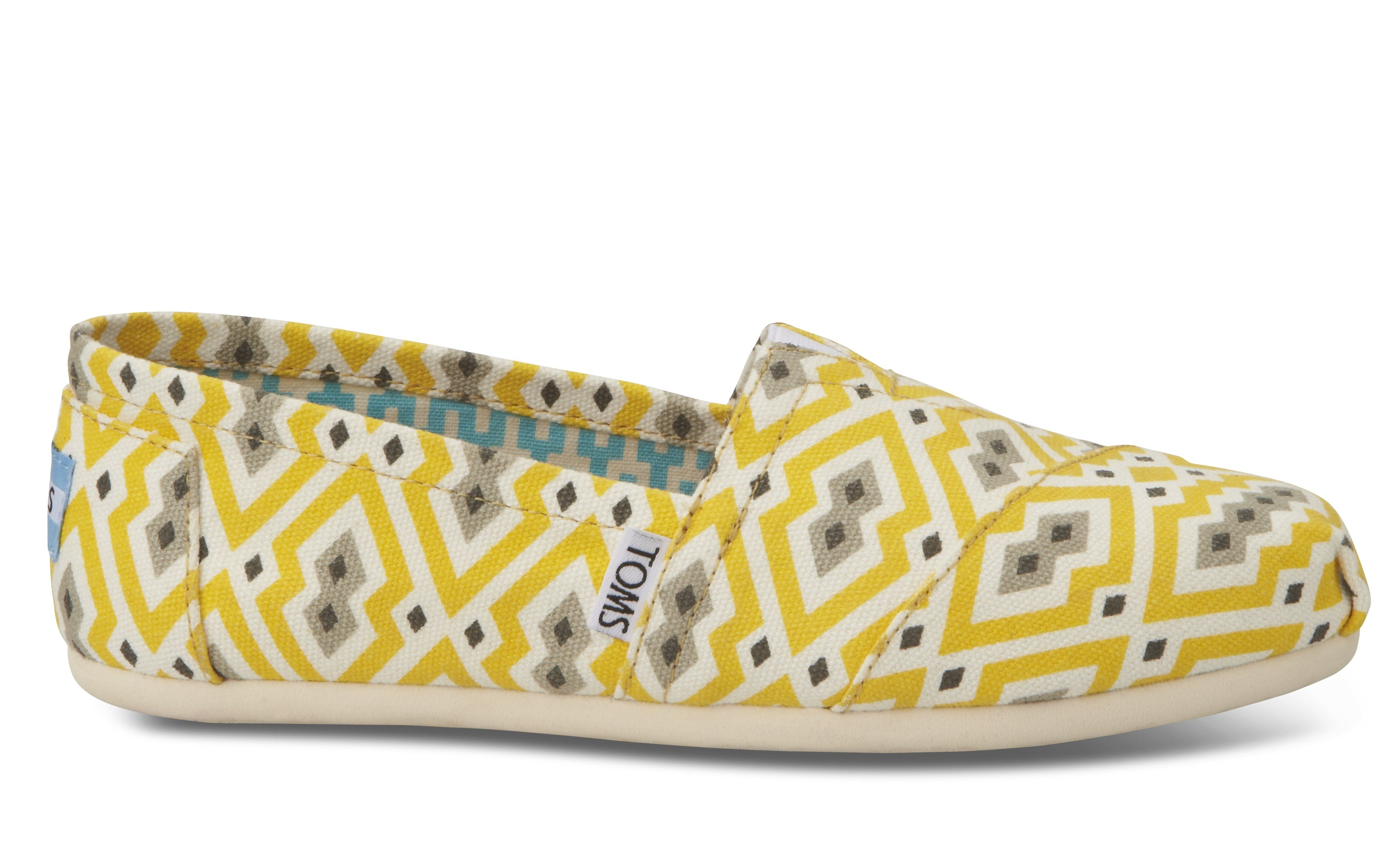 TOMS and Jonathan Adler Bright Yellow Classics - Profile