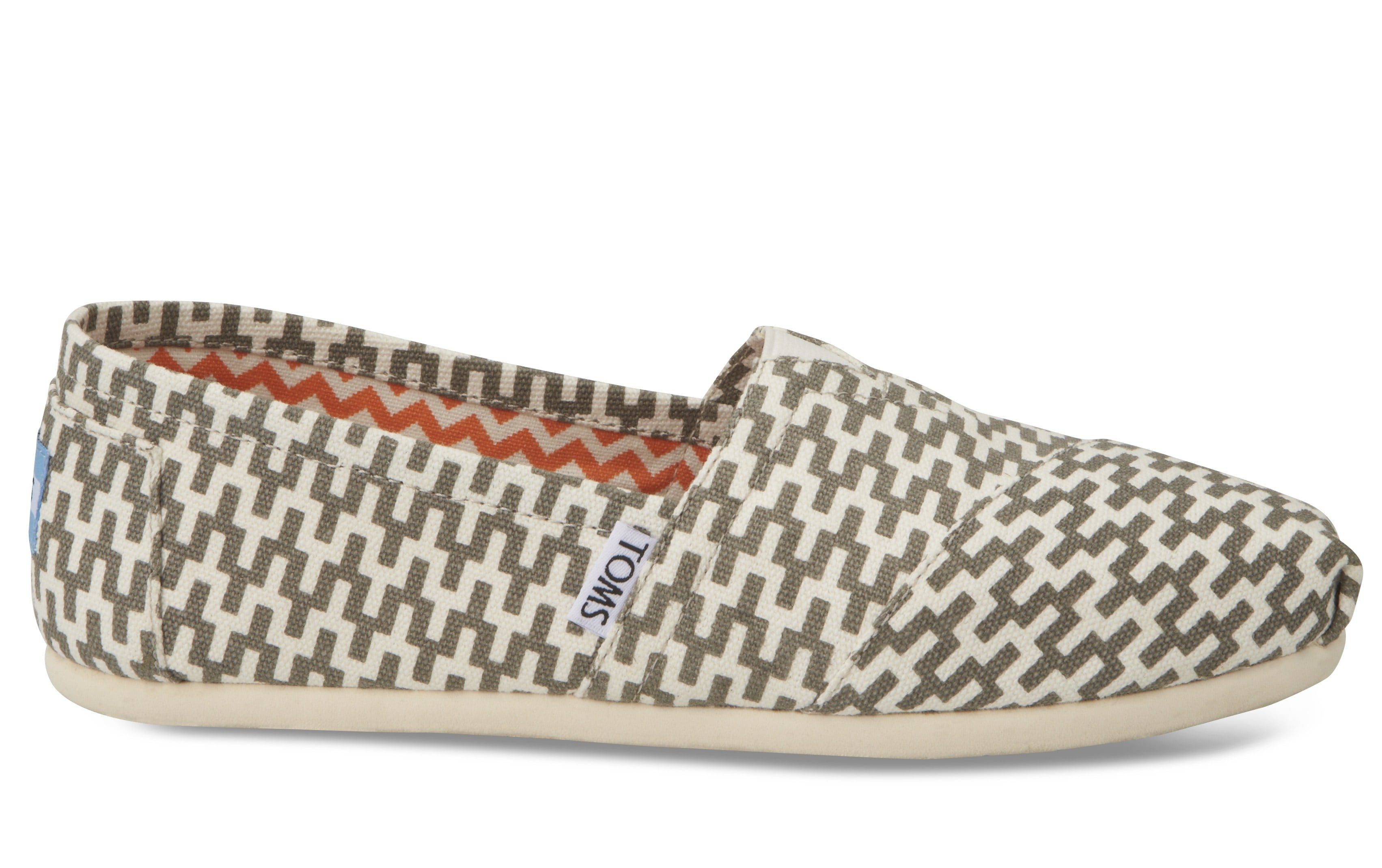 TOMS and Jonathan Adler Grey Classics - Profile