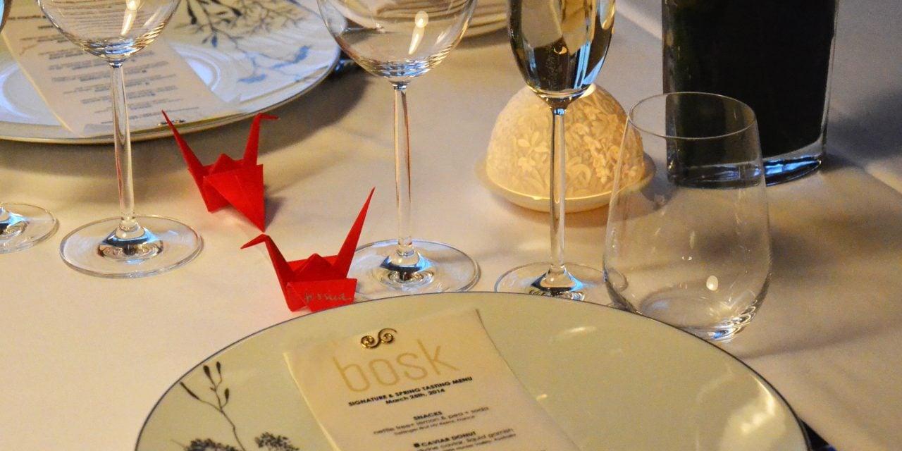 Food & Lifestyle | #iheartbosk Influencer Dinner at the Shangri-La Hotel