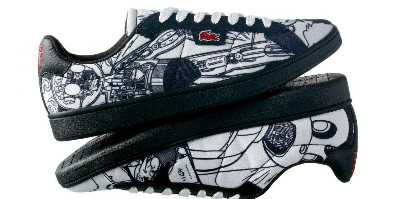 Lust Have | LACOSTE L!VE X Osamu Tezuka Shoes