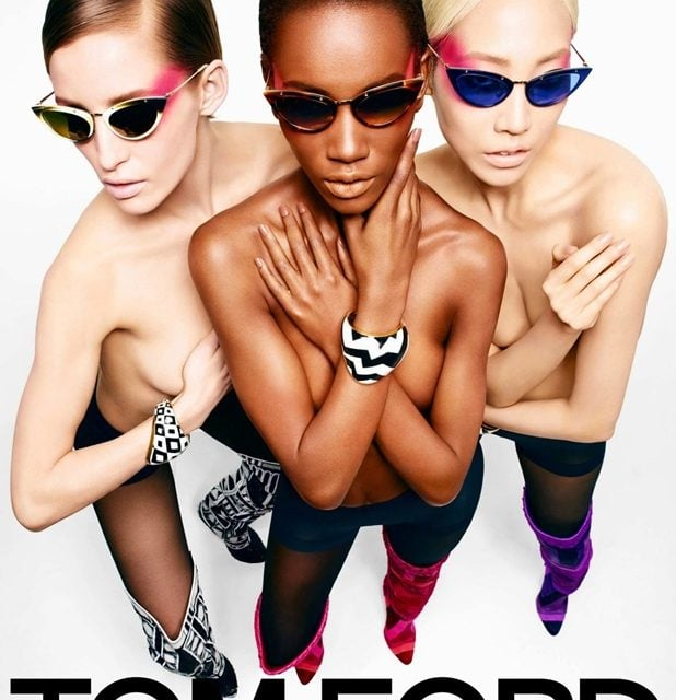 Ad Campaign   Tom Ford F/W 2013 by Tom Ford