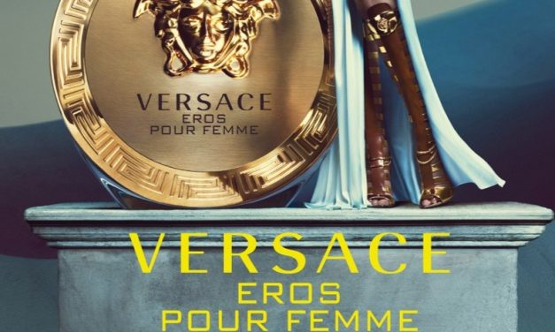 Ad Campaign | Versace 'EROS Pour Femme' Fragrance ft. Lara Stone by Mert & Marcus