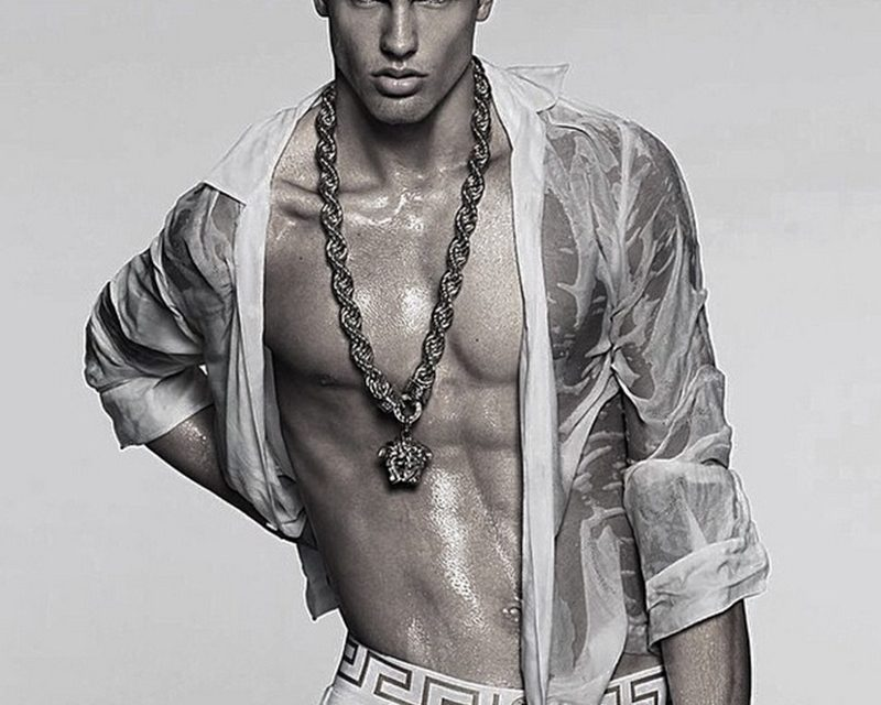 Ad Campaign | Versace Man S/S 2015 by Mert & Marcus