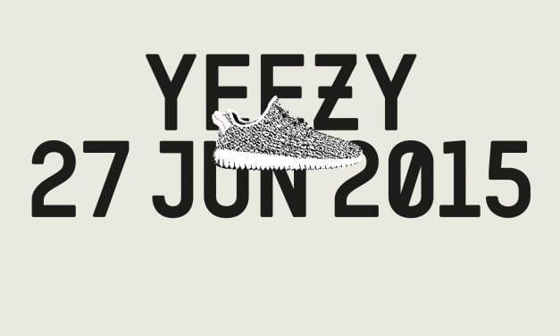 Fashion | adidas Originals X Kanye West: YEEZY BOOST 350