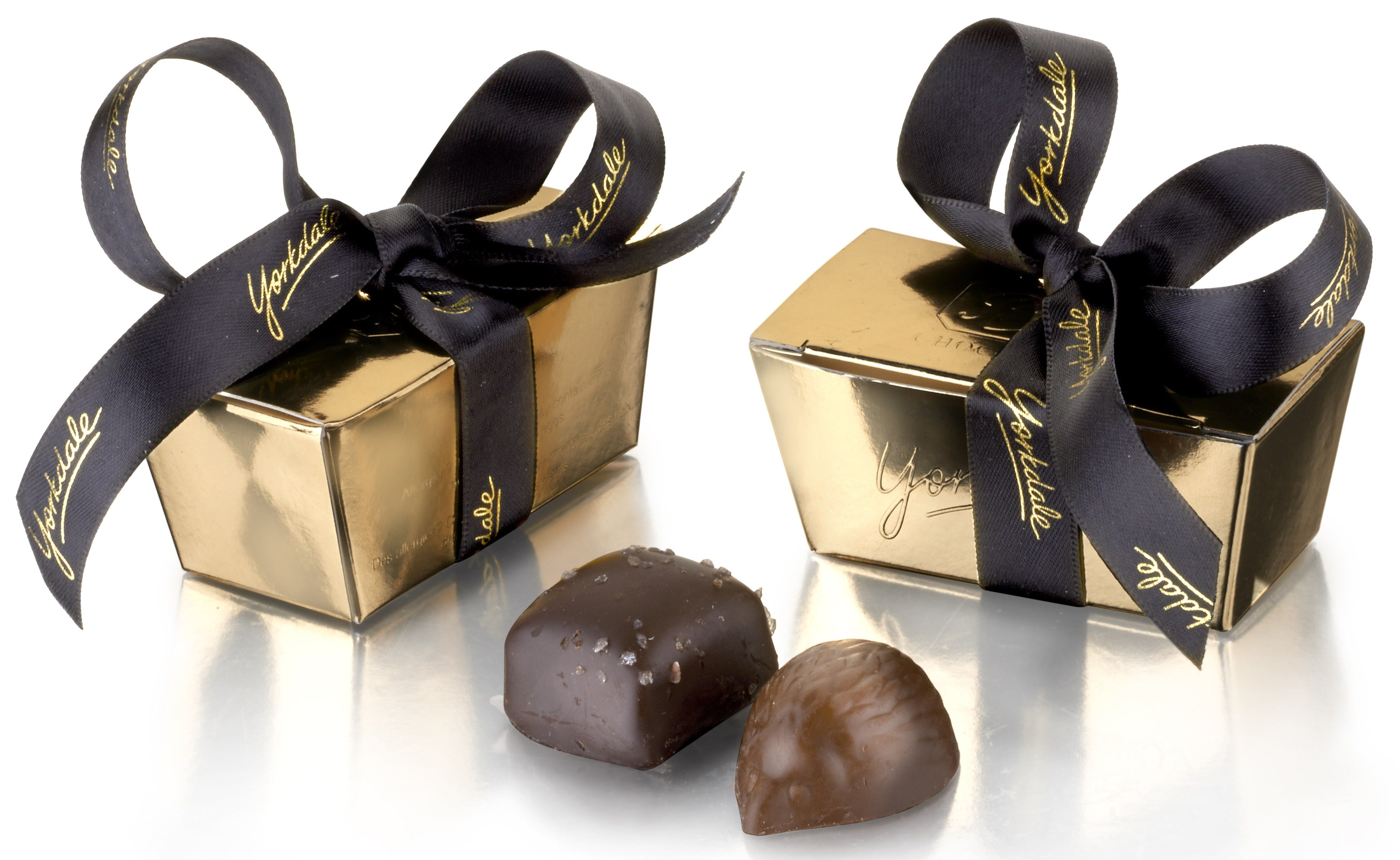 Yorkdale 50th Gold Collection -  Pudrys Chocolatier - Assorted Chocolates