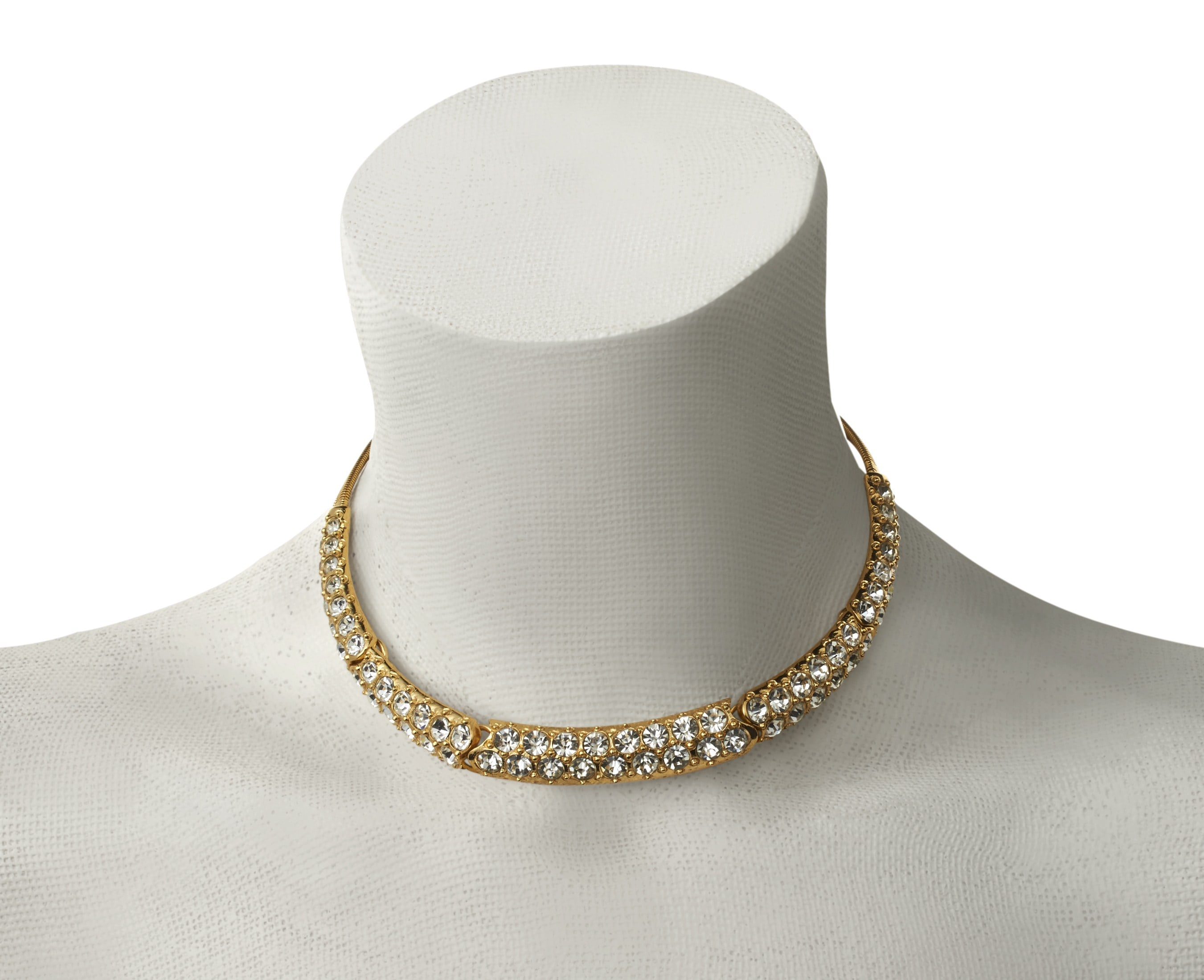 Yorkdale 50th Gold Collection -  Ted Baker London - Cielo Pave Crystal Choker