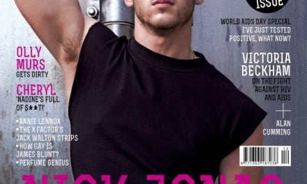 Editorial | 'Brother In Arms' ATTITUDE UK December 2014 ft. Nick Jonas by Joseph Sinclair