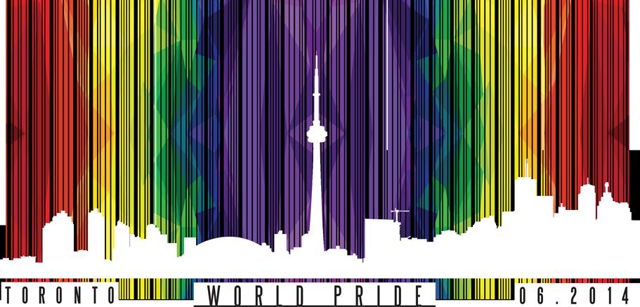 Fashion | Over The Rainbow X #PrideCodeTO