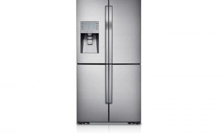Food & Lifestyle | The Samsung T9000 Refrigerator