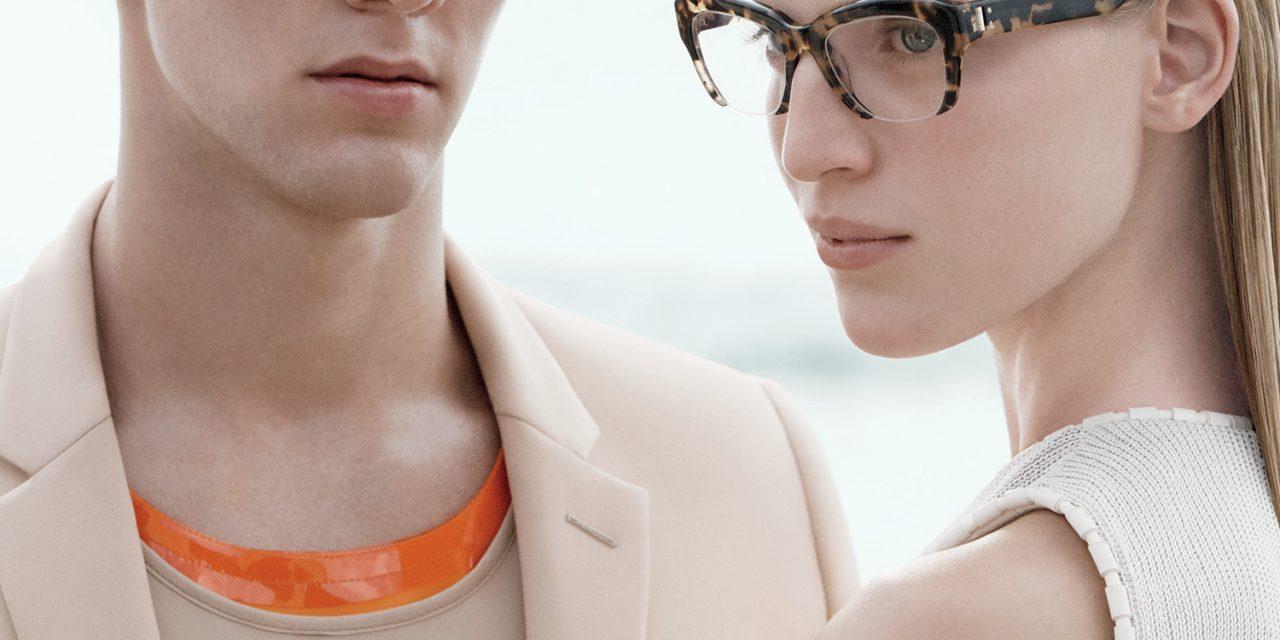 Ad Campaign | Calvin Klein Collection S/S 2015 ft. Vanessa Axente & Clark Bockelman.