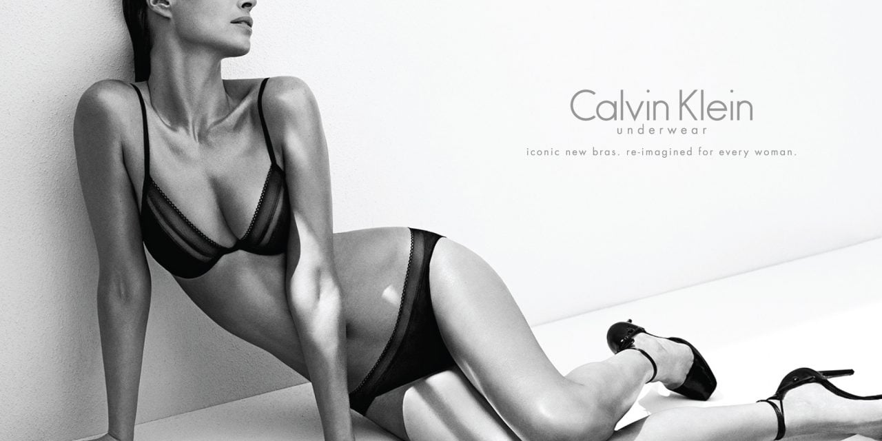 Ad Campaign | Calvin Klein Underwear F/W 2013 Ft. Christy Turlington Burns
