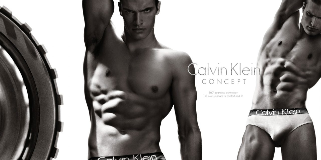 Ad Campaign | Calvin Klein Underwear Concept Collection ft. Matthew Terry by Steven Klein