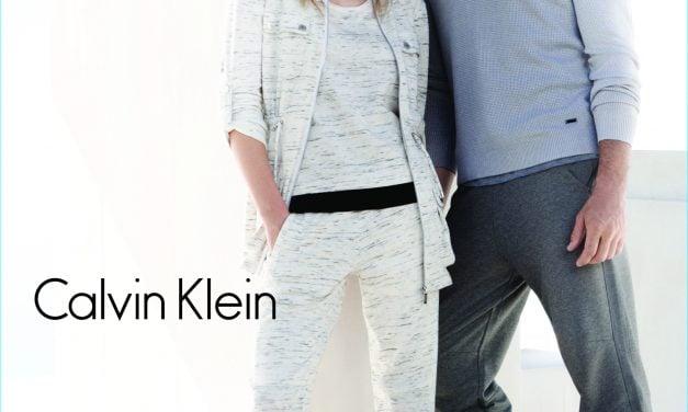 Ad Campaign | Calvin Klein White Label ft. Edita Vilkeviciute & Tyson Ballou by Dan Jackson