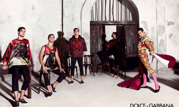 Ad Campaign | Dolce & Gabbana S/S 2015 by Domenico Dolce