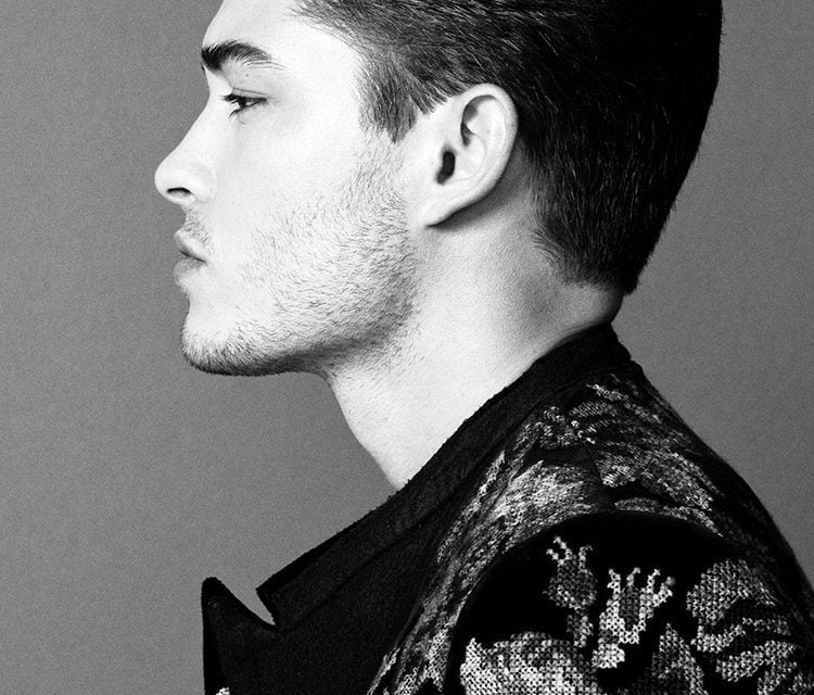 Editorial | Francisco Lachowski by Greg Vaughan Made In Brazil Magazine #7