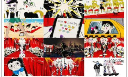 Beauty | Alber Elbaz Puts on a Show For Lancôme!