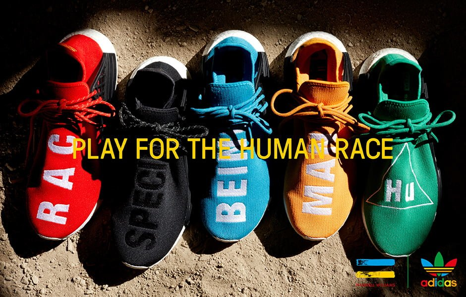 Look Book | adidas Originals X Pharrell Williams HU Collection