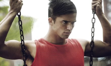 Editorial | 'Urban Nomad' Lone Wolf Magazine #11 ft. River Viiperi by Brent Chua
