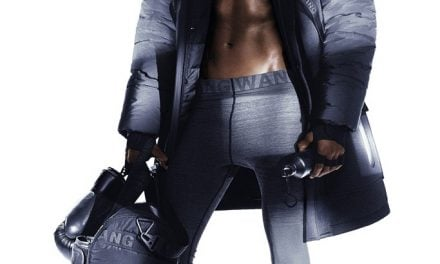 Ad Campaign   Alexander Wang for H&M by Mikael Jansson.