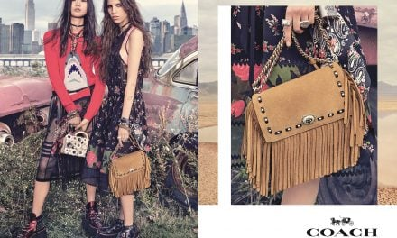 Ad Campaign | Coach 1941 Spring 2017 by Steven Meisel
