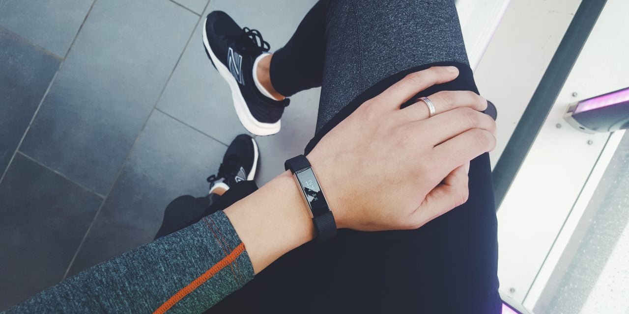 Lifestyle | Working Out With Harley Pasternak & Fitbit Alta