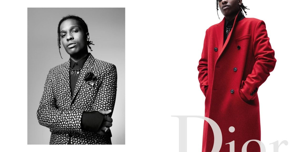 Ad Campaign | Dior Homme F/W 2016 by Willy Vanderperre
