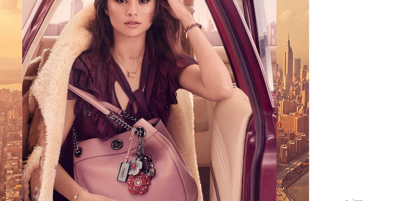 Ad Campaign | Coach F/W 2017 Ft. Selena Gomez by Steven Meisel