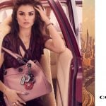 Ad Campaign   Coach F/W 2017 Ft. Selena Gomez by Steven Meisel