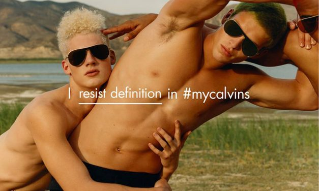 Ad Campaign | Calvin Klein Collection Man S/S 2016 By Jamie Hawkesworth