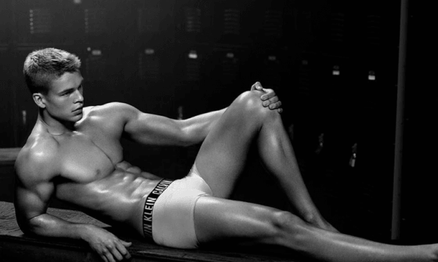 Ad Campaign | Calvin Klein Performance S/S 2016 ft. Mitchell Slaggart by Boo George