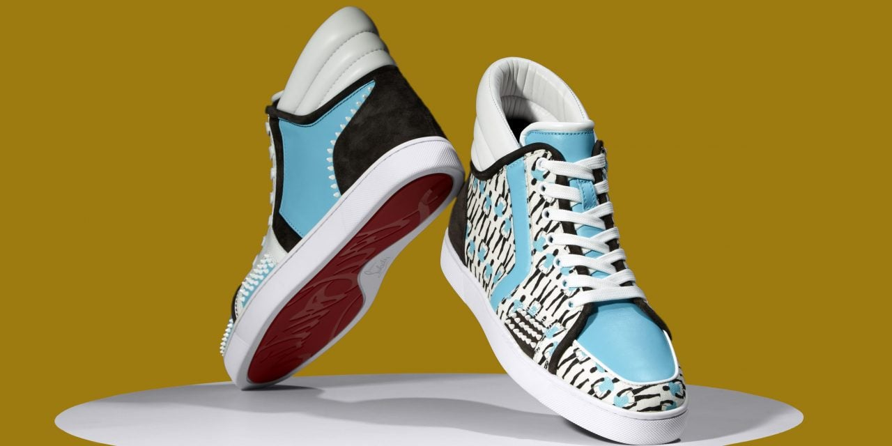 Look Book | Christian Louboutin X Sporty Henri Collection