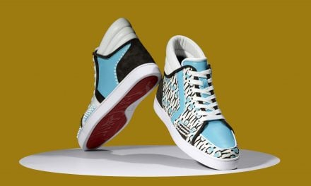 Look Book   Christian Louboutin X Sporty Henri Collection