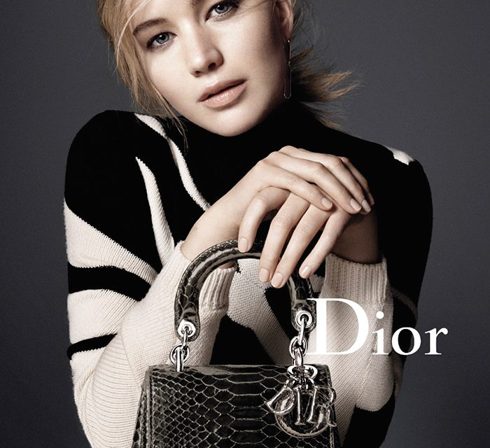 Ad Campaign | Dior Accessories F/W 2015 ft. Jennifer Lawrence by David Sims