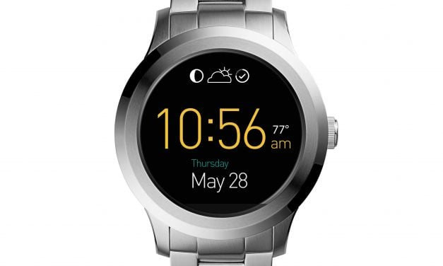#FXMAS16 | Fossil Q FOUNDER 2.0 Touchscreen Stainless Steel Smartwatch