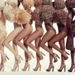 Ad Campaign   Christian Louboutin Nudes Collection S/S 2017