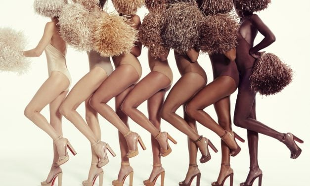 Ad Campaign | Christian Louboutin Nudes Collection S/S 2017