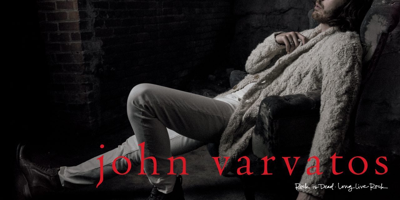 Ad Campaign | John Varvatos F/W 2016 ft. Hozier by Danny Clinch