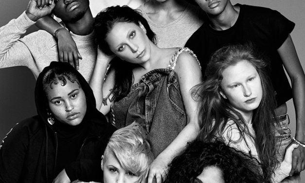 Look Book | Lady Gaga & Sir Elton John x Macy's: Love Bravery by Paola Kudacki