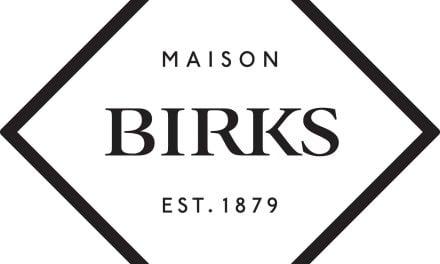 #FXMAS15 | Birks Muse® Monogram Pendant