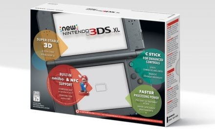 #FXMAS15 | Nintendo 3DS XL Animal Crossing: Happy Home Designer bundle