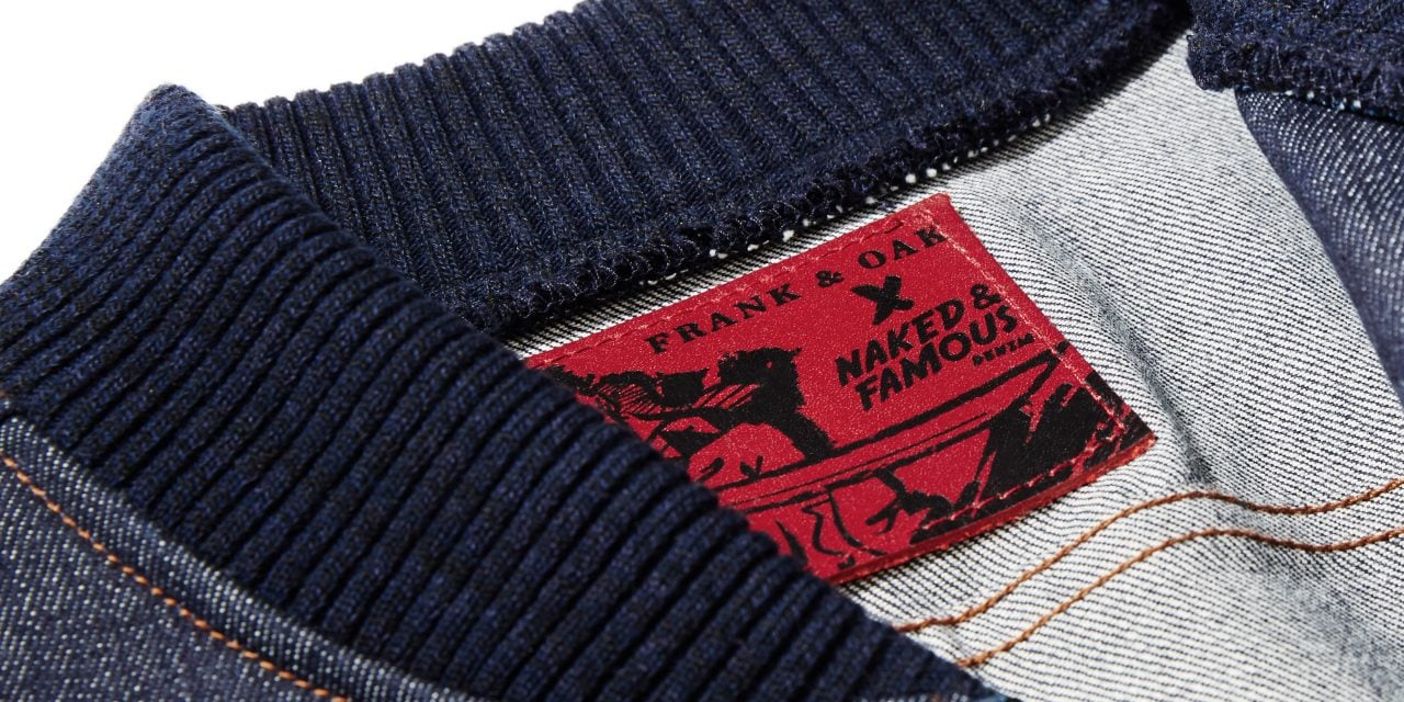 Look Book | Frank & Oak x Naked & Famous Denim Collection