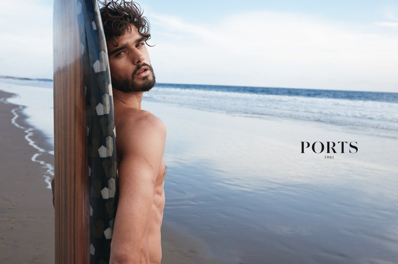 Ad Campaign | Ports 1961 Menswear S/S 2016 by Milan Vukmirovic